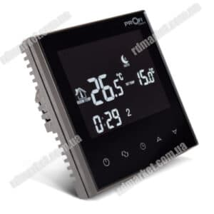 Электронный терморегулятор Profitherm WiFi (Black)