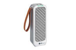 Очиститель воздуха LG Puricare Mini AP151MWA1 White