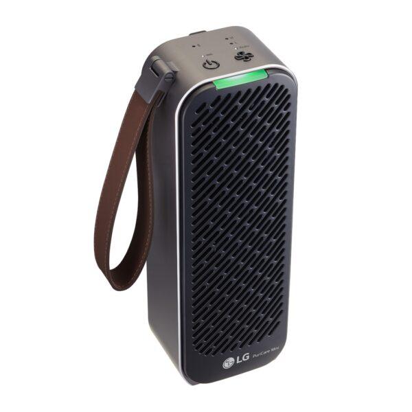 Очиститель воздуха LG Puricare Mini AP151MBA1 Подробнее: https://vencon.ua/products/lg-puricare-mini-ap151mba1
