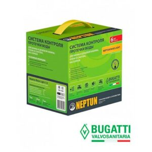 Система контроля от протечки воды Neptun Bugatti Base Light 1/2″