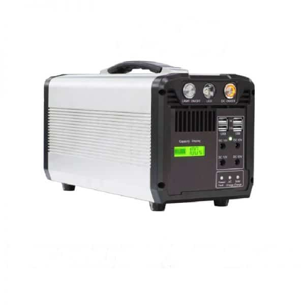 Портативная станция питания Solars PWR1000