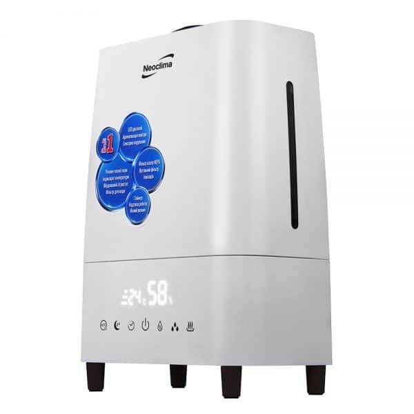 Ультразвуковой очиститель и увлажнитель SP-75BW ТМ Neoclima