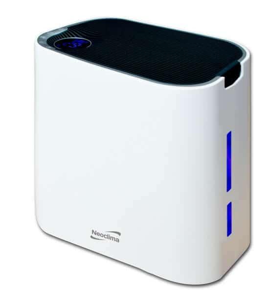 Увлажнитель и очиститель воздуха Neoclima модель MP-50